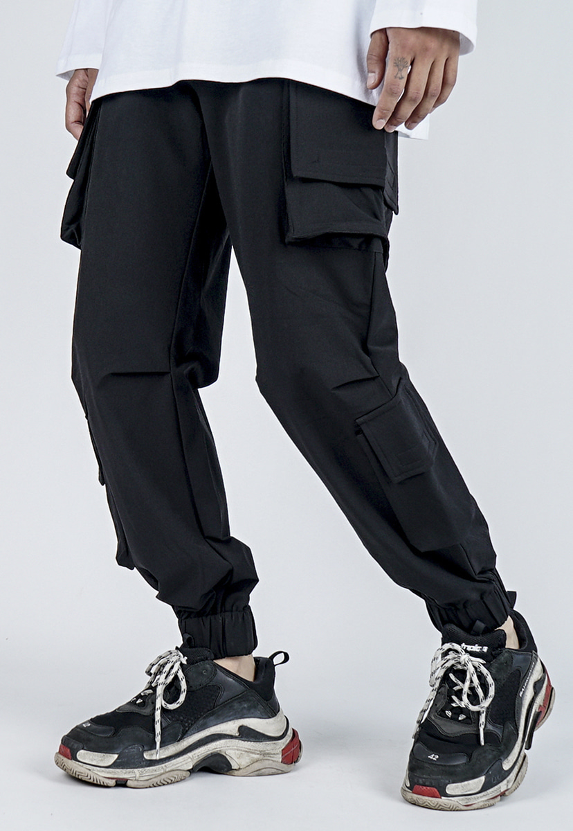 [크럼프] Crump divide cargo jogger pants (CP0112)