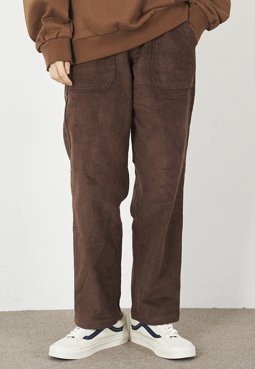 [크럼프] Crump coduroy fatigue pants (CP0103-1)