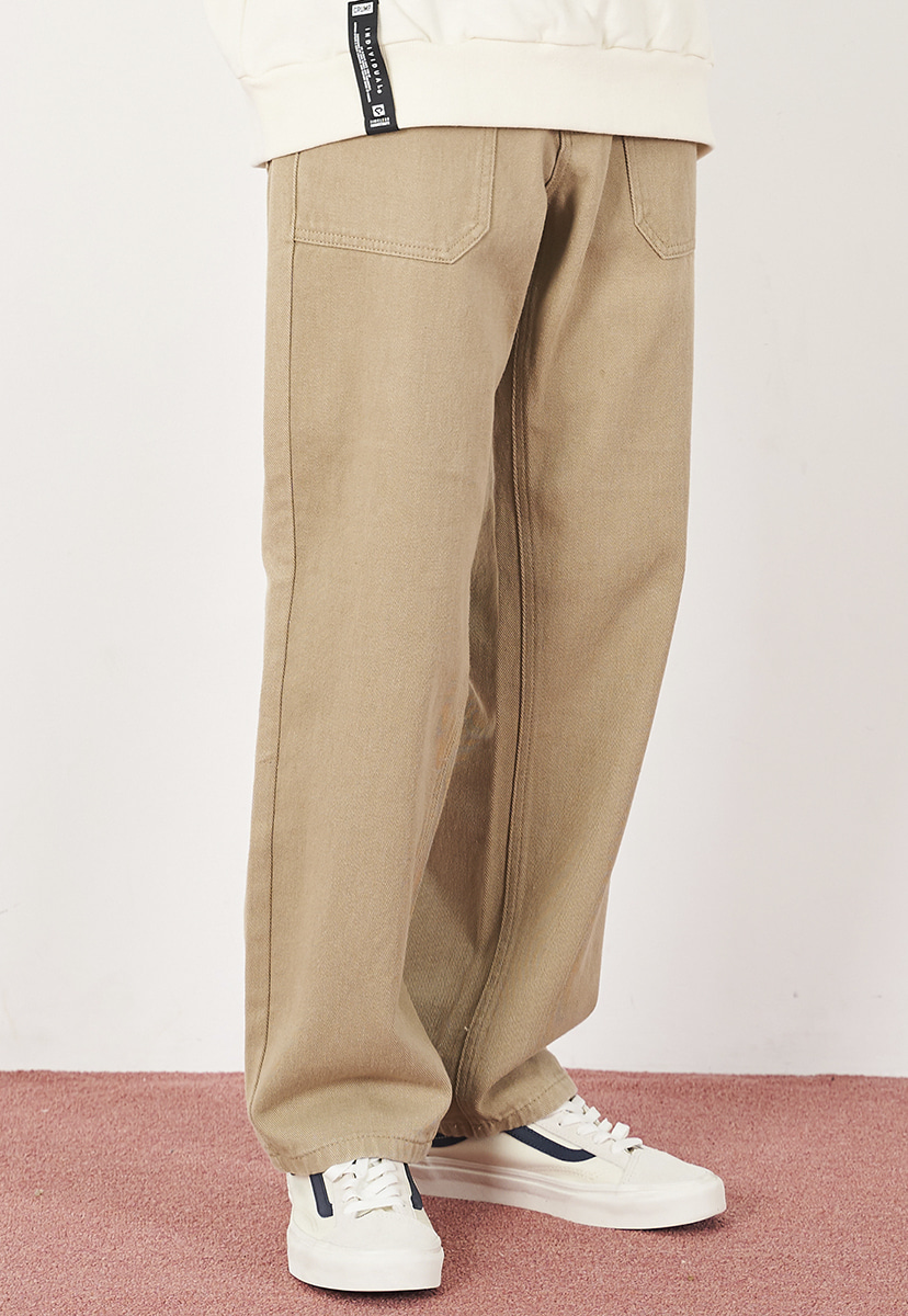 [크럼프] Crump cotton fatigue pants (CP0106-2)