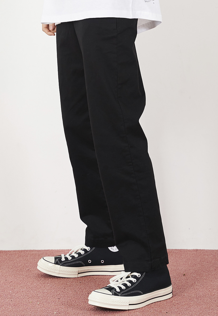 [크럼프] Crump straight fit cotton pants (CP0108)