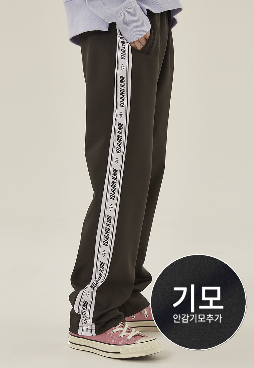 [12/11 예약배송] [크럼프] [기모] Crump invisible track pants (CP0120g)