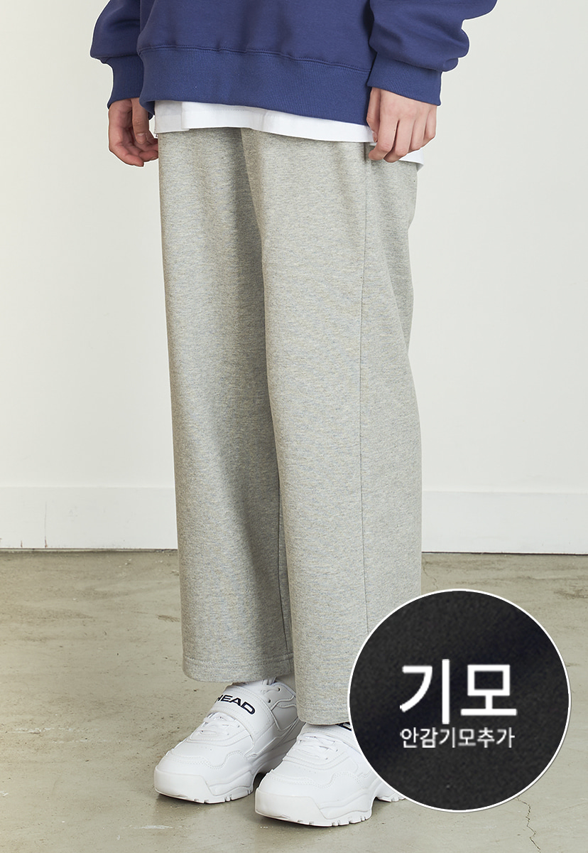 [크럼프] [기모] Crump standard sweat pants (CP0121g-1)