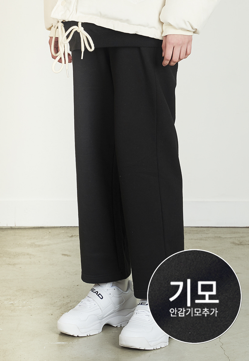 [12/20 예약배송] [크럼프] [기모] Crump standard sweat pants (CP0121g)